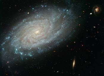 hubble-spiral-galaxy-five-tibetan-rites
