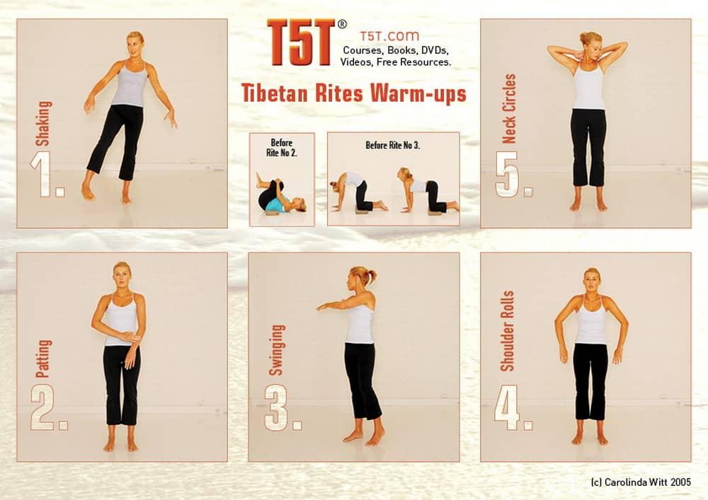 five-tibetan-exercises-warm-ups-poster