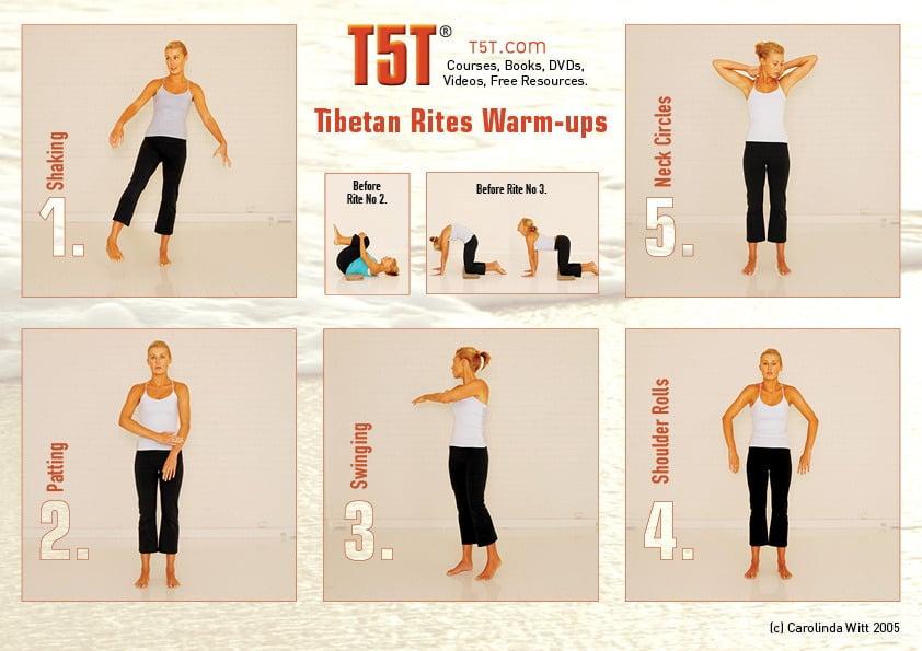 t5t-the-5-tibetan-rites-warm-ups-free-poster